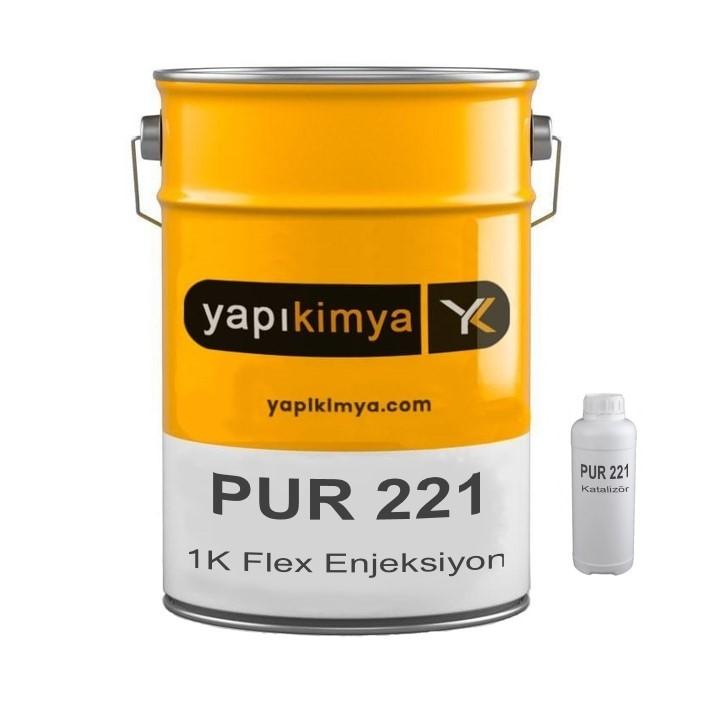 PUR 221 kimyasal enjeksiyon